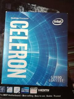 Procesador Intel® Cpu Celeron G3930 2.9ghz 2mb