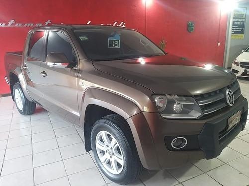 Vw Amarok 2013 4x2 Diesel Permuto / Financio