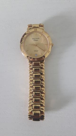 Relógio Pierre Cardin Classique Impecável Original