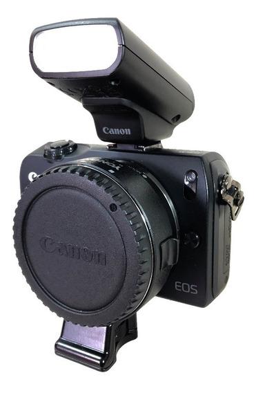 Camera Canon Eos M Seminova Oferta Lojista