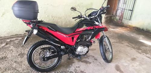 Moto Honda Nxr 160 - Bros Esdd