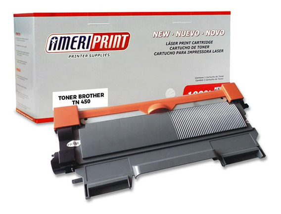 Toner Compatible Brother Tn 450 Hl2230 Hl2240 Hl2270
