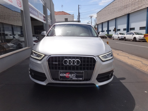 Audi Q3 Ambiente 2.0 Tfsi Automática Gasolina