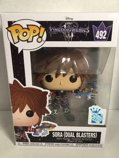Funko Pop! Sora Dual Blasters Exclusive Kingdom Hearts