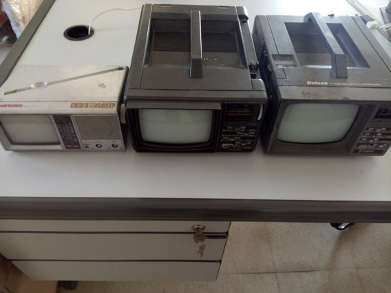 3 Rádios E Tv Antiga Não Está Funcionando - Rav73