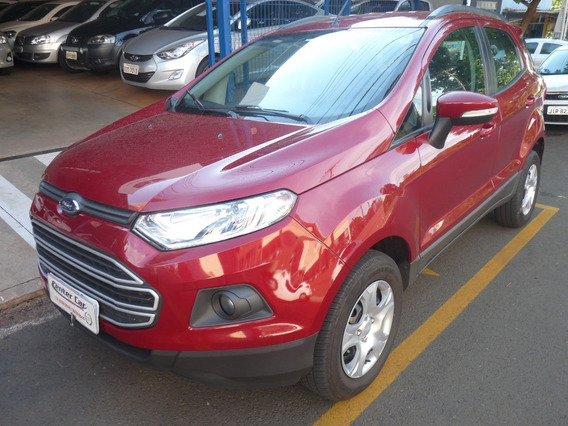 Ford / Ecosport 1.6 Se Powershitf Único Dono + 18 Mil Kms