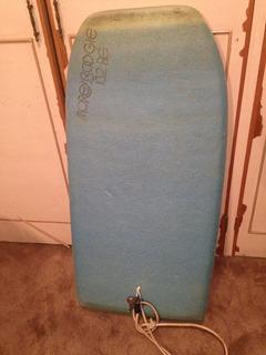 Body Board Vintage Morey Boogie 132 B.e 1975 Raro