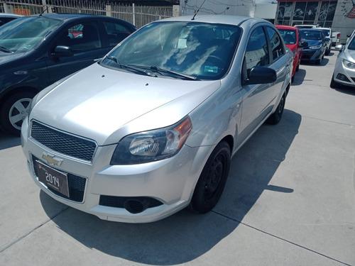Imagen 1 de 13 de Chevrolet Aveo 2014 Lt