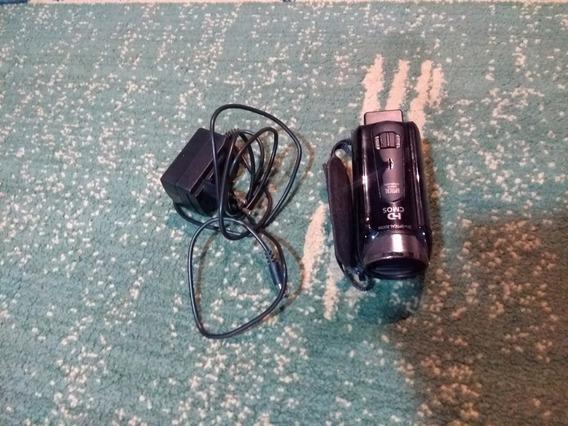 Filmadora Canon Vixia Hf R500 Full Hd
