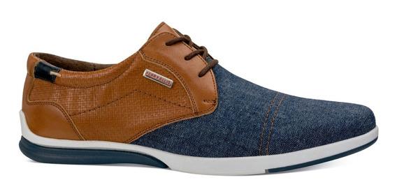 Perry Ellis Zapatos Casuales Urbanos Forro En Piel 3050941