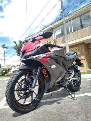 Yamaha R15 V3 - Full Accesorios - Ganga