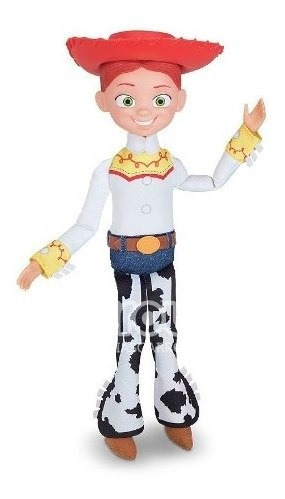 Toy Story Muñeca Jessie Figura Accion Que Habla 15 Frases