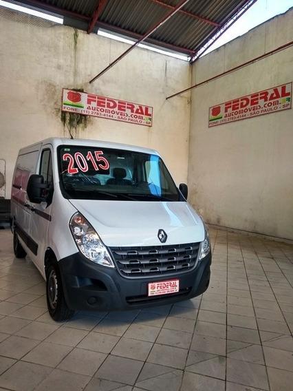Renault Master 2.3 Furgao L1h1 Baixa Km