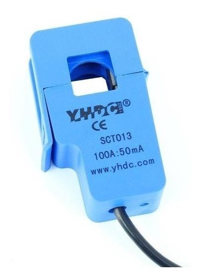 10 X Sensor De Corrente Ac 100a Não Invasiva Sct-013 Arduino