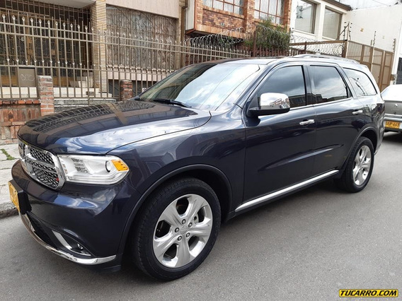 Dodge Durango Sxt Awd At 7 Pasajeros