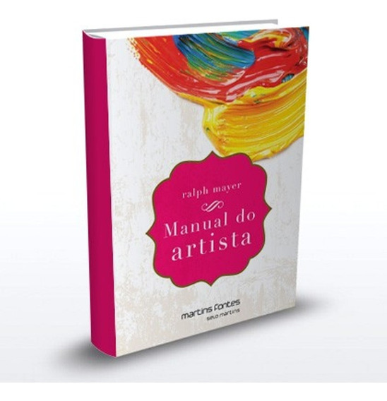 Livro Manual Do Artista - Ralph Mayer