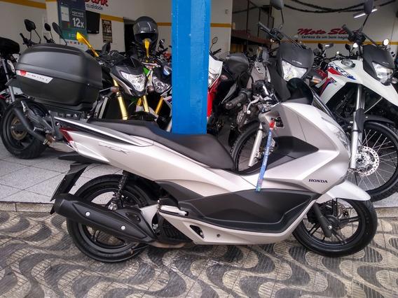 Honda Pcx 150 2018 Com Bau Moto Slink