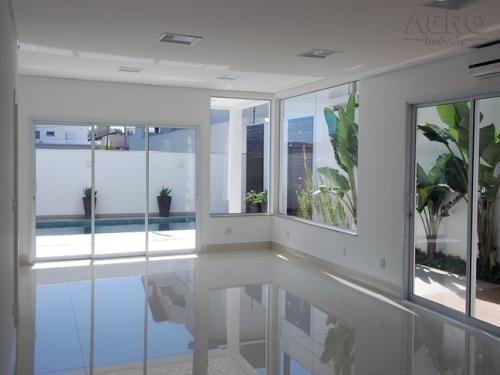 Casa Residencial À Venda, Vila Aviação, Bauru - Ca0430. - Ca0430