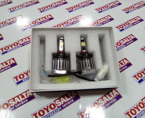 Lamparas Led H16 Conversion Kit 6000k 3 Tonos
