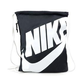Sacola Nike Preto Branco - Ba5351-011