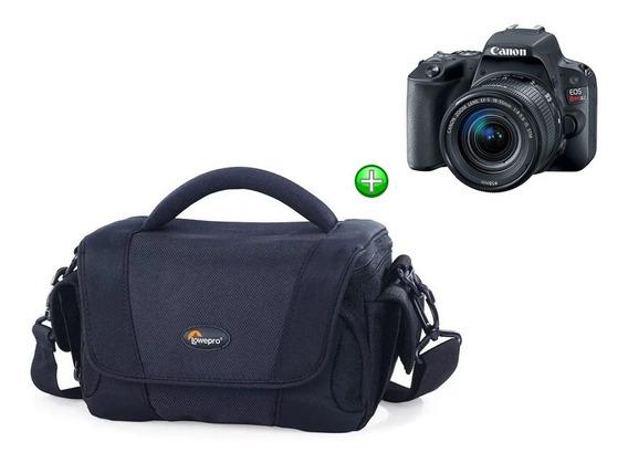 Bolsa P/ Dslr E Filmadora C/ Acessórios Lowepro