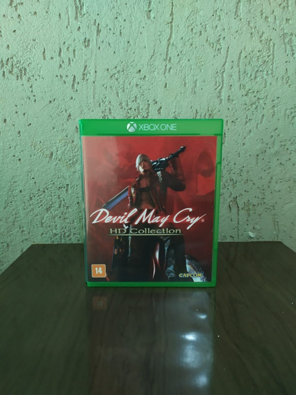 Jogo Devil May Cry Hd Collection Mídia Física Xbox One
