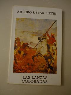 Las Lanzas Coloradas (novela)