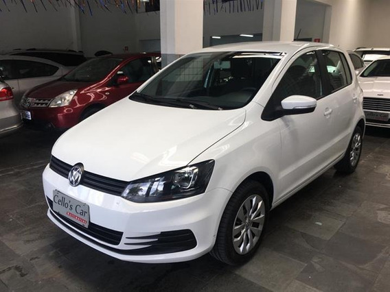 Volkswagen Fox 1.6 Msi Trendline (flex) Flex Manual
