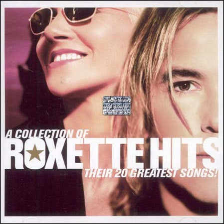Cd - A Collection Of Roxette Hits - Roxette