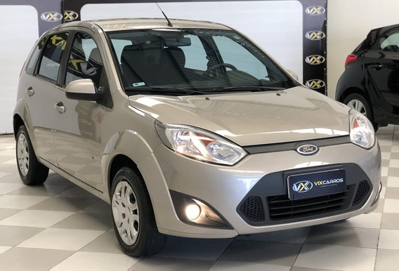 Ford Fiesta Se 1.6 8v Flex 5p 2014