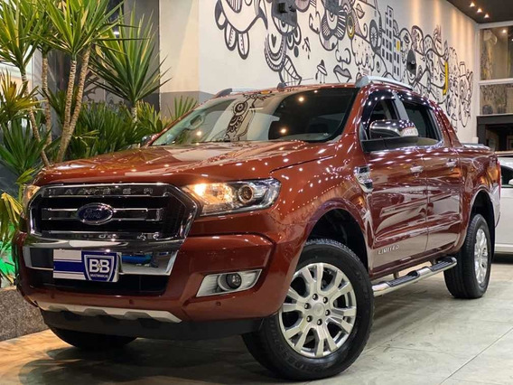 Ford Ranger Limited 3.2 Diesel 4x4 2019 Automatico 25.000km