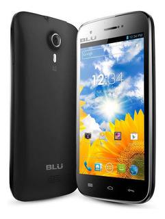 Celular Blu Blanco Mega 5.0