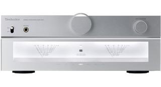 Amplificador Integrado Technics Su-c700 Con Dac (silver)