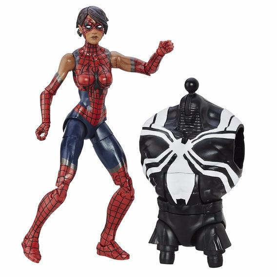 Boneco Marvel Legends Series - Figura De Ação - Spider-girl