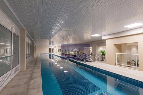 Imagem 1 de 23 de Apartamento À Venda, 77 M² Por R$ 962.500,00 - Consolação - São Paulo/sp - Ap22701