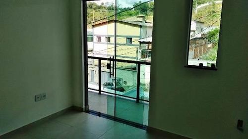 Casa Geminada Com 3 Quartos Para Comprar No Vila Nova Vista Em Sabará/mg - 16308