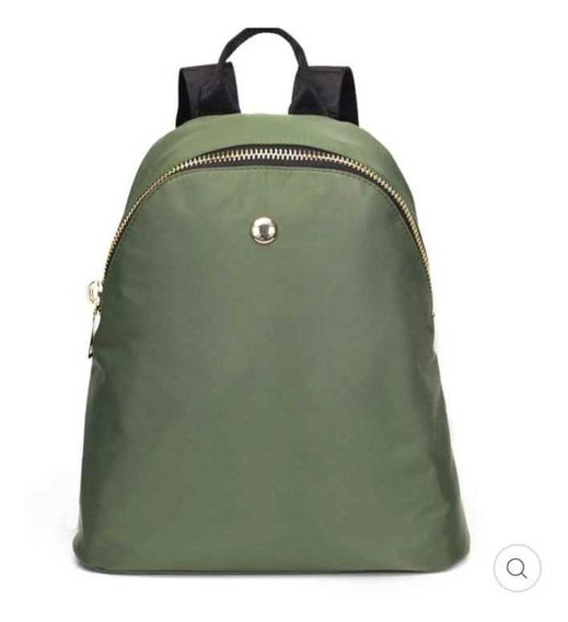 Dear Backpack Jackie Smith Forest Green