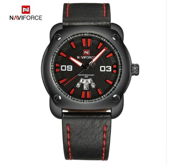 Relógio Masculino Naviforce 9096 Pulso Original Frete Grátis