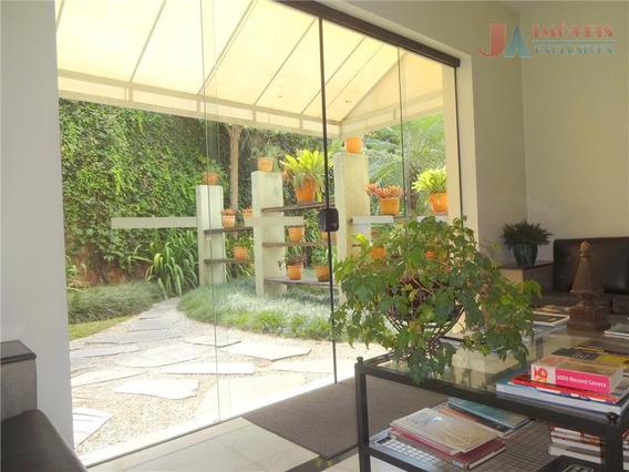 Casa Comercial Para Venda E Locação, Pacaembu, São Paulo - Ca0153. - Ca0153