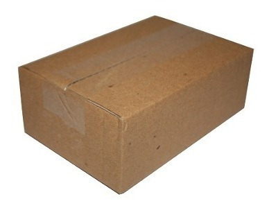 Caixa Papelão Correio Sedex Pac P°4 16x11x8 Com 100 Unidades