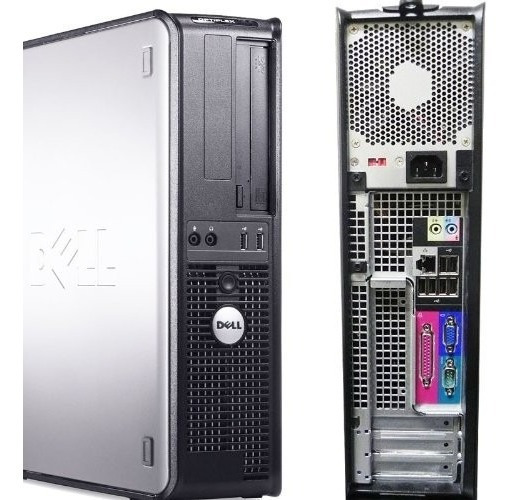 Cpu Dell E8400 3.0ghz 8gb Ssd 240 + Teclado E Mouse