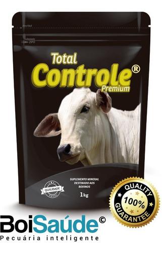Total Controle Premium Núcleo Mineral Para Gado 5kg
