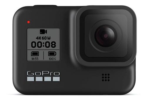 Gopro Hero8 Black Com 12mp, Gravação Em 4k