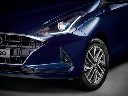 Imagem 1 de 15 de Hyundai Hb20s Diamond 1.0 Turbo Gdi At 21/22 Com Bluelink