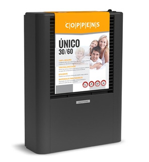 Estufa Tiro Balanceado Coppens Unico 6000 Kcal Cuotas