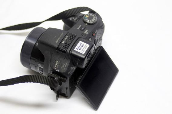 Câmera Fotográfica Sony Dsc-hx100v 30x Óptico Full Hd 20030