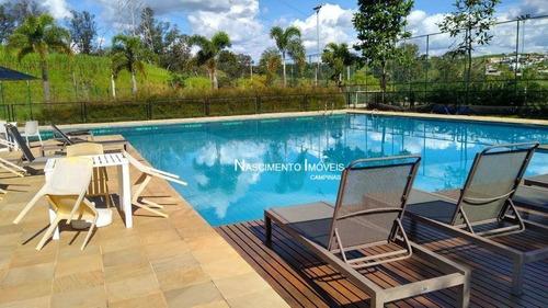 Imagem 1 de 16 de Terreno De Condomínio À Venda, 525 M² Por R$ 1.042.000 - Alphaville Dom Pedro - Campinas/sp - Te0083