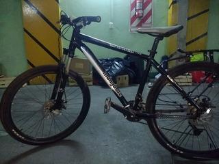 Bicicleta Mongoose Tyax Sport 606 T6 Aluminum Rodado 26