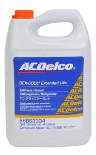 Anticongelante - Refrigerante Acdelco 50/50 Original 4lt