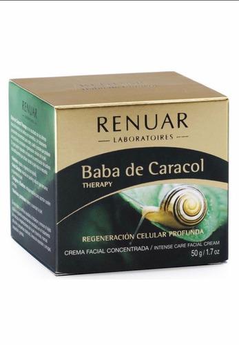 Crema De Baba De Caracol Renuar Original Para Acné, Estrías